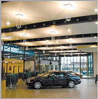 Artex Whiteline Ceiling Tiles